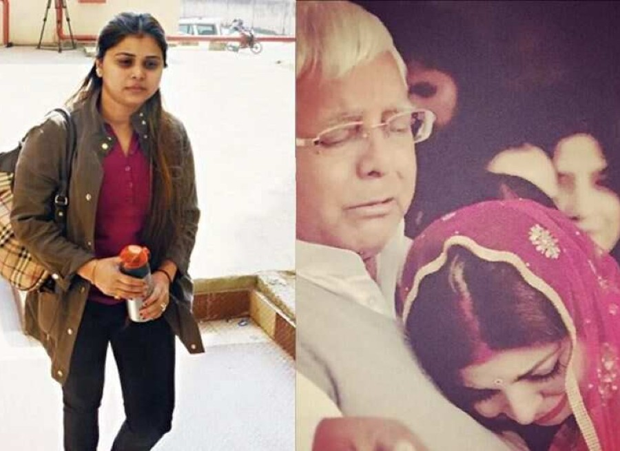 lalu daughter